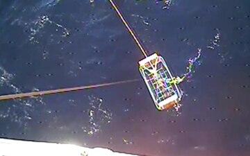 Coast Guard rescues 2 fishermen 52 miles off Oregon Coast