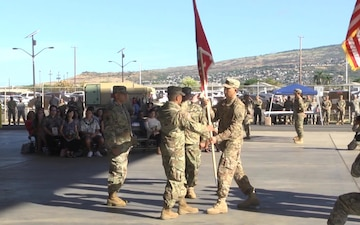 News Package 227th Brigade Engineer Battalion Change of Command Ceremony