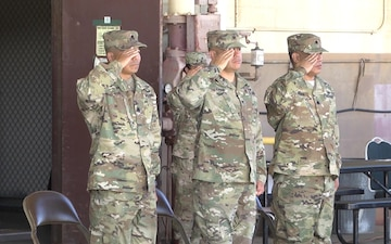 B-roll Package 227th Brigade Engineer Battalion Change of Command Ceremony