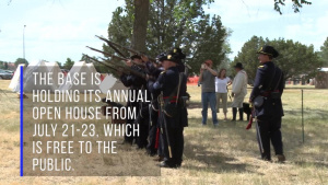 2017 Fort D.A. Russell Days Promo