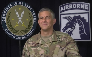 Interview with LTG Townsend, Aljazeera
