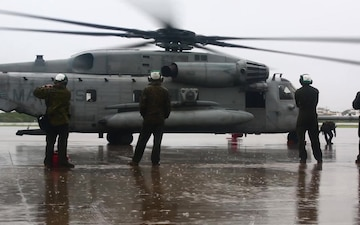 The Modern Cavalry (HMH-462): Maintainer
