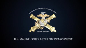 Marine Corps Artillery Detachment