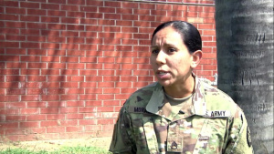 ARMEDCOM Soldier Highlight: Cecilia Morales