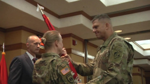 Far East District Change of Command