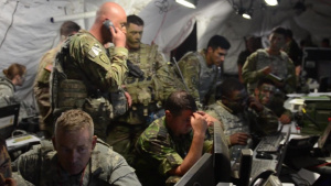 Fire Support Coordination Exercise conducted during Getica Saber 17