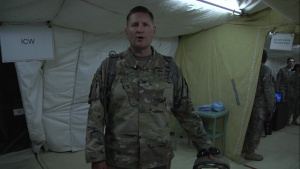 A walk through of America's CSH with Col. Howe