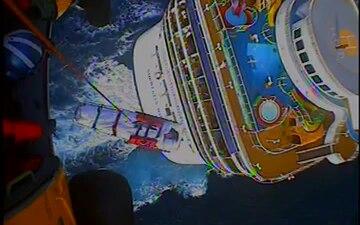 Coast Guard medevacs cruise ship passenger 150 miles off Cape Cod