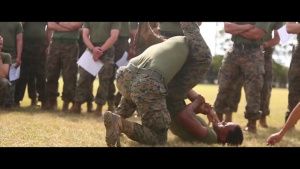 Discipline: Martial Arts the Marine Corps Way