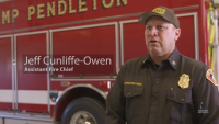 Camp Pendleton Assistant Fire Chief discusses mutual aid