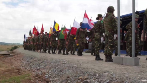 """Getica Saber Ends with """"Iron Brigade"""" Demonstration of Firepower Cincu, Romania B-roll"""