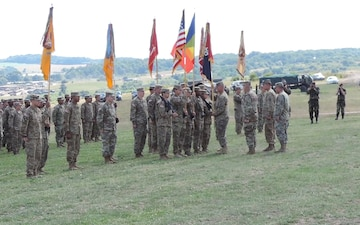 3rd Armored Brigade Combat Team-Change of Command