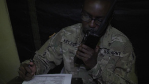 US Medical Soldiers Help Manage the Unexpected