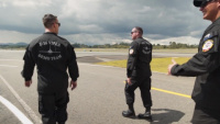 U.S. Air Force Team Participate in Colombia Air Show 2017