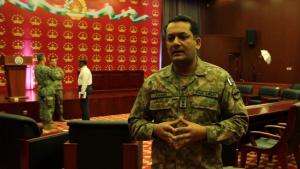 Regional Cooperation 2017 Pakistani commander interview