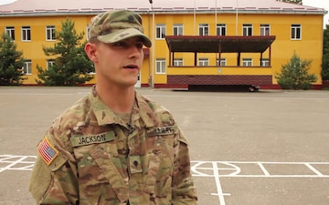 Spc. Kellar Jackson interview