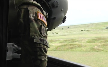 10th CAB trains medevac with Romanian Air Force