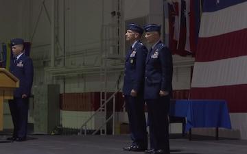 USAFWC Change of Command