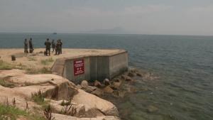 Explosive Ordnance Marines Detonate C4 to Dispose of Volatile Material (Package/Pkg)