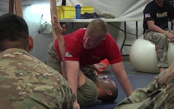 Level 1 Combatives