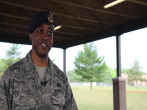 108th Wing Airmen Vie for German Proficiency Badge Interviews