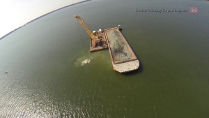 Piankatank Oyster Recovery Aerials
