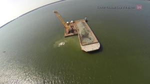 Piankatank Oyster Recovery Aerials