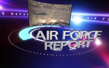 Air Force Report: Walking Shield
