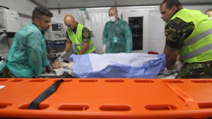 Saber Guardian 2017 Mass Casualty Exercise Builds Multi-National Interoperability