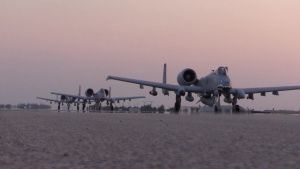 A-10 Change Over