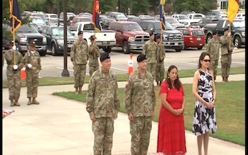 CIMT Change of Command