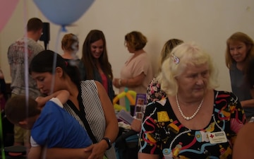 Ansbach Hometown Baby Shower