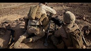 V2/7 rush Machine Gun hill