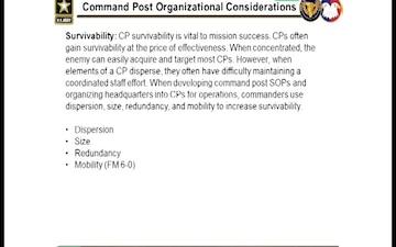 CP Organization