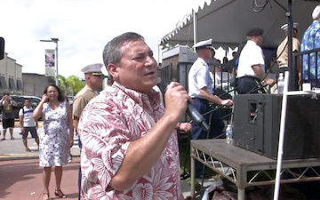 2017 Guam's Liberation Day Parade