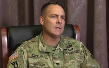 Exercise Regional Cooperation 2017, Interview with U.S. Army Col. Ron Cupples