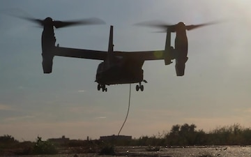 US SOF forces train with CV-22 Ospreys at Sea Breeze 17 in Ukraine