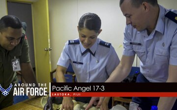 Around the Air Force: EPME 21/ Pacific Angel/ Innovation Challenge