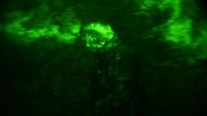 Night Airborne Operations BROLL