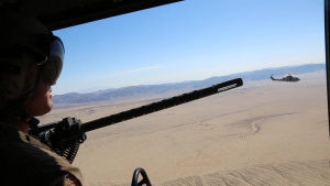 ITX 5-17 UH-1Y Huey Close Air Support Drills