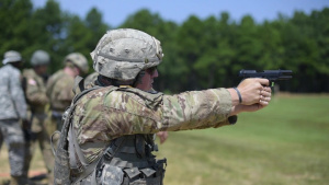 46th Winston P. Wilson Small Arms Championships: Day 2 B-roll