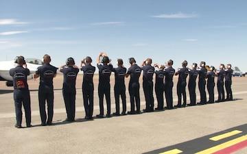 Thunderbirds Headline Montana Military Open House