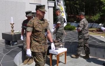 National Korean War Veterans Armistice Day 2017