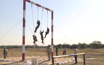 Fuerzas Comando 2017 - Obstacle Course