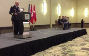 U.S. Army Corps of Engineers, Omaha District change of command