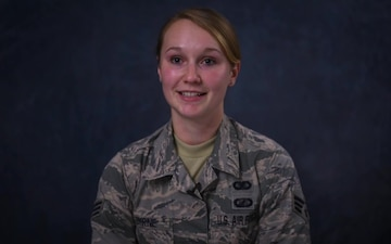 Airman Spotlight: SrA Megan Byrne