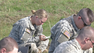 SDARNG Includes Females in Combat Training (No Titles)