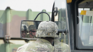 2-1 ADA Soldiers conduct field training exercise