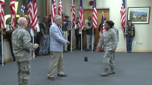 Airmen welcomed home from deployment
