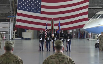 USAPAT Change of Command and Change of Responsibility